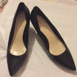 Nine West black heels new without tags